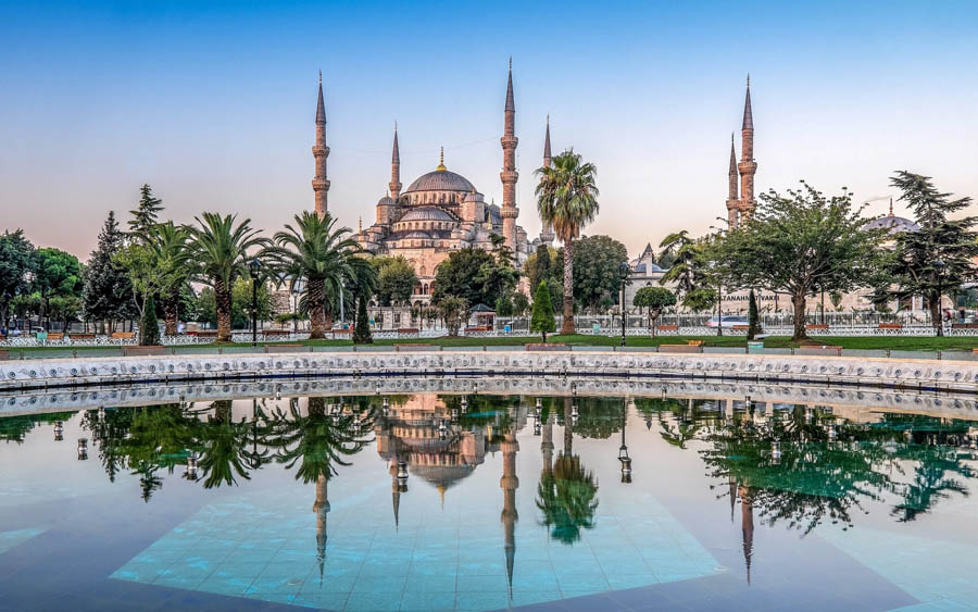 Blue Mosque Istanbul 1