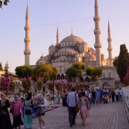 Blue Mosque Istanbul 2