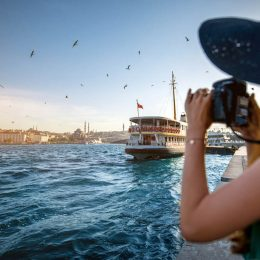 Bosphorus Cruise and Asia Continent Tour